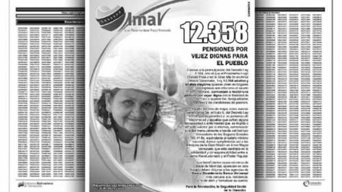 Lista De Nuevos Pensionados En Amor Mayor Abril 2012 | Auto Design