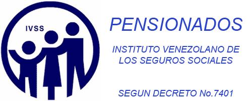 Resultado de imagen para pension ivss