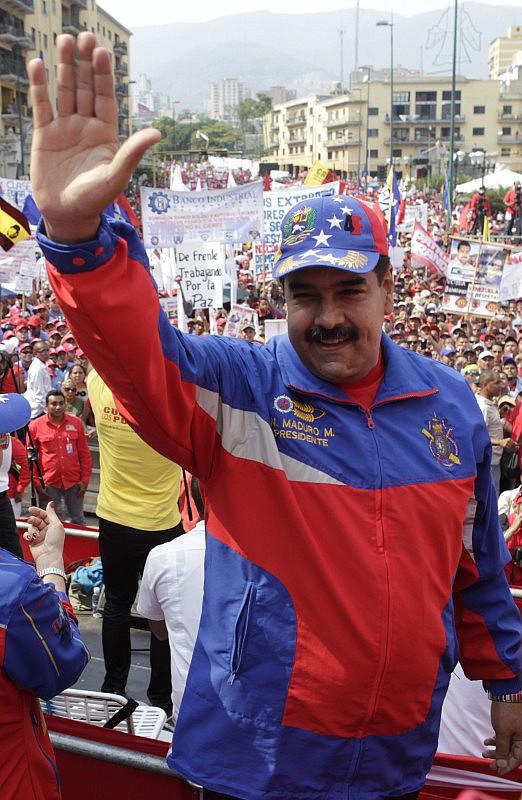 Maduro-y-la-clase-obrera