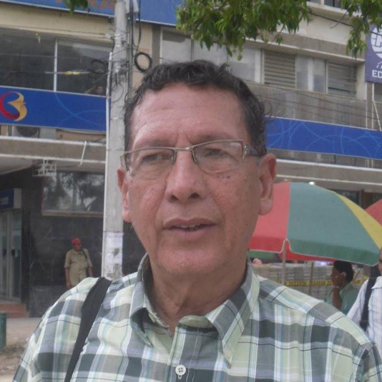 Candidato Jorge Eliecer Mogollón Montoya, alcaldía de Chimá