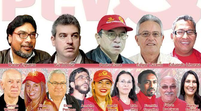 Diputados comunistas
