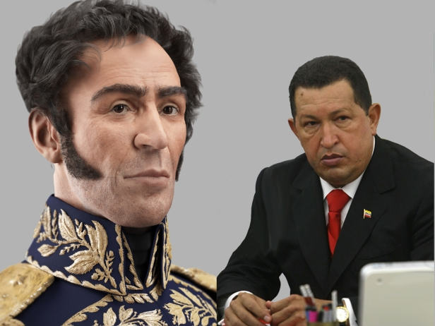 BOLIVAR-CHAVEZ