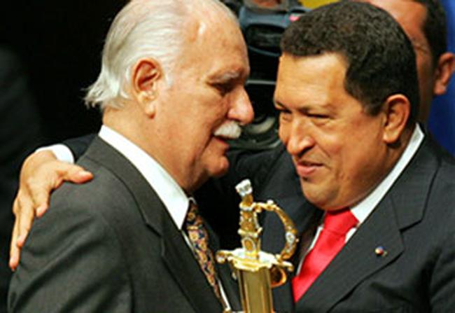 José Vicente Rangel: Ese era Hugo Chávez, mi amigo – prensa bolivariana