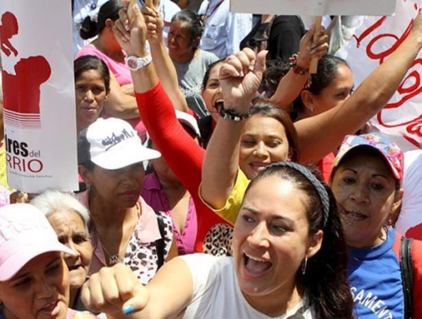 mujeres-venezolanas