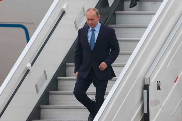 Vladimir Putín
