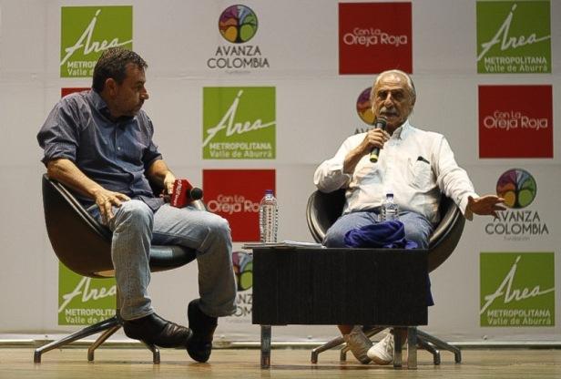 Alfredo Molano Congreso PeriodismoMedellin