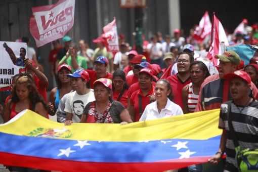 marcha_revolucixn_bolivariana