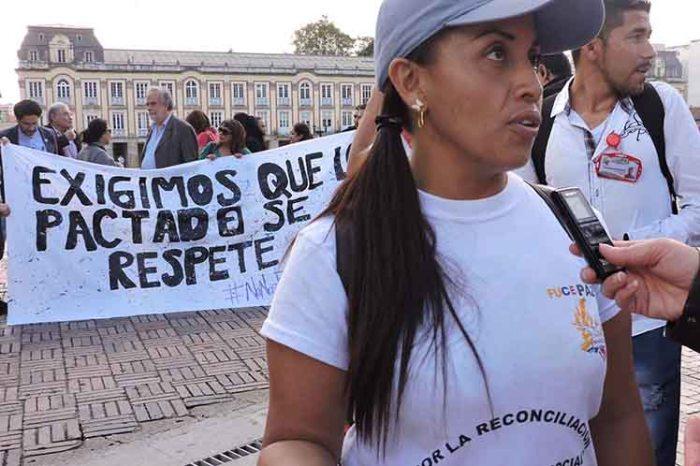 Grave para proceso de paz fallo de corte colombiana, afirma FARC-EP