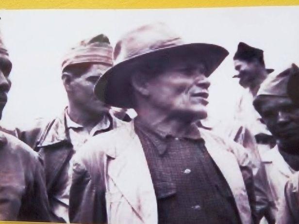 JUan de la Cruz Varela, lider agrario histórico. Honor y gloria.
