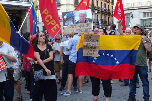 ESPANA-VENEZUELA