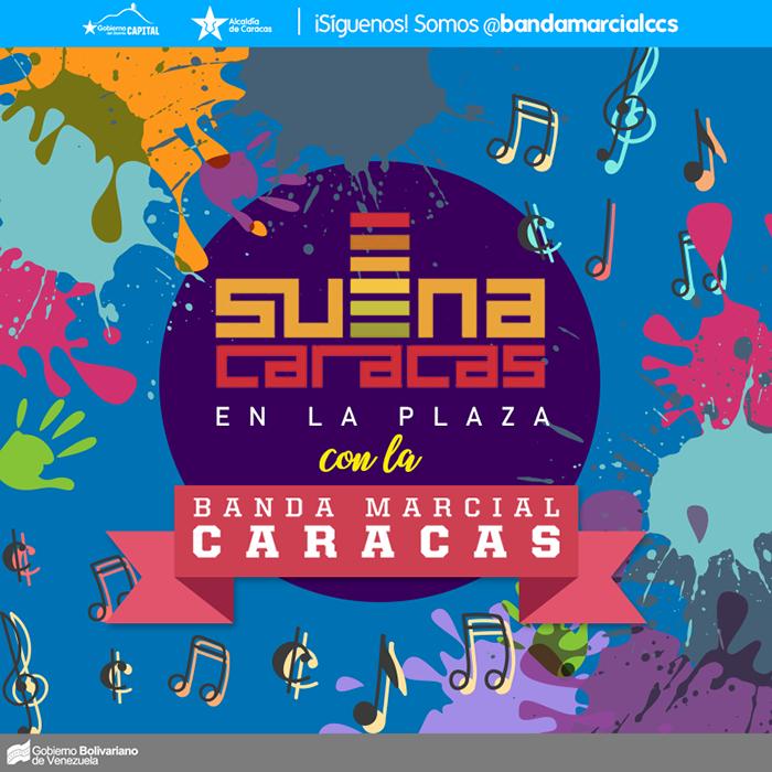Suena Caracas en la Plaza 1