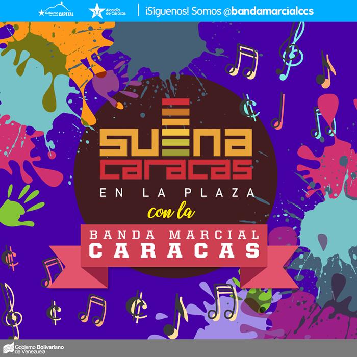 Suena Caracas en la Plaza 3