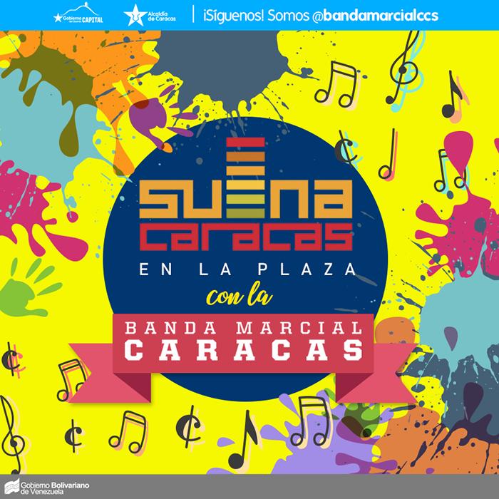 Suena Caracas en la Plaza2